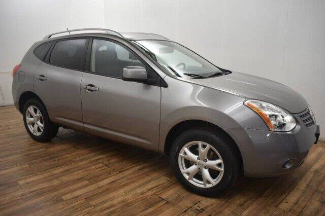 2008 Nissan Rogue for sale at Paris Motors Inc in Grand Rapids MI