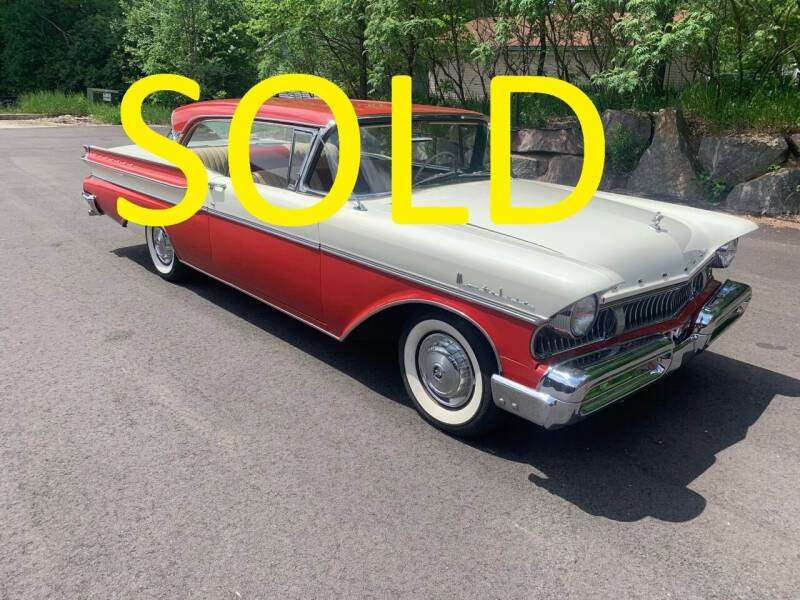1957 Mercury Montclair for sale in Annandale, MN