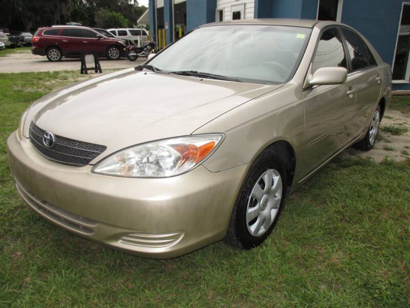 2003 Toyota Camry for sale at New Gen Motors in Lakeland FL