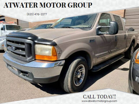 1999 Ford F-250 Super Duty for sale at Atwater Motor Group in Phoenix AZ