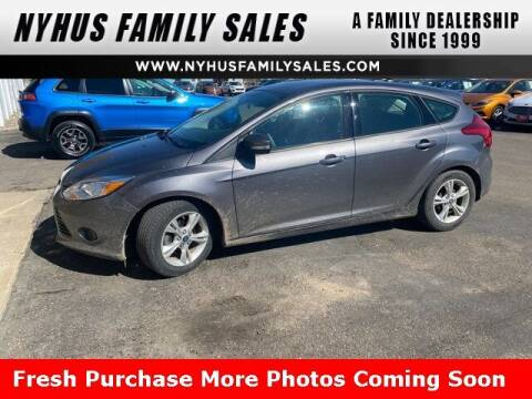 2014 Ford Focus for sale at Nyhus Family Sales in Perham MN