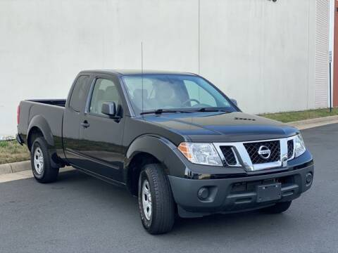 2019 Nissan Frontier for sale at SEIZED LUXURY VEHICLES LLC in Sterling VA