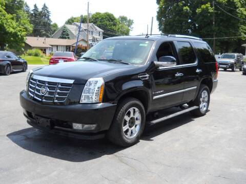 2008 Cadillac Escalade for sale at Petillo Motors in Old Forge PA