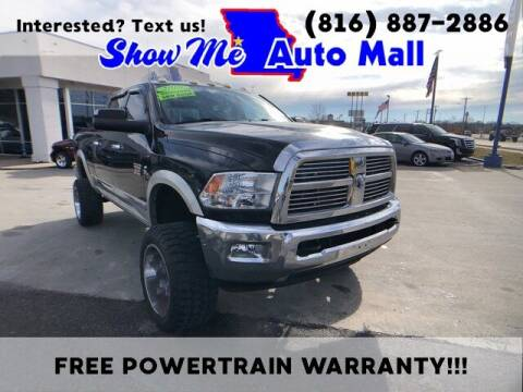 2010 Dodge Ram Pickup 2500 for sale at Show Me Auto Mall in Harrisonville MO