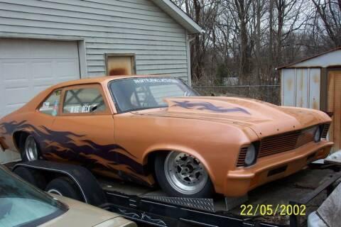 1970 Chevrolet Nova for sale at Haggle Me Classics in Hobart IN