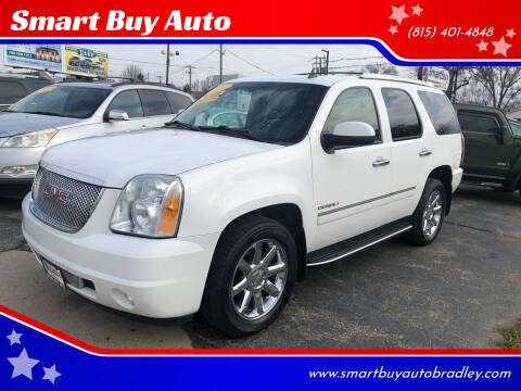 2010 GMC Yukon for sale at Smart Buy Auto in Bradley IL