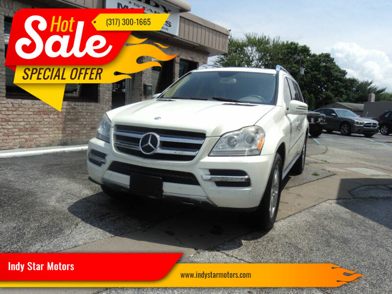 2012 Mercedes-Benz GL-Class for sale at Indy Star Motors in Indianapolis IN