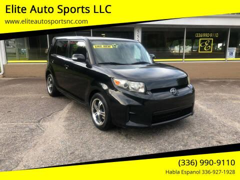 2012 Scion xB for sale at Elite Auto Sports LLC in Wilkesboro NC
