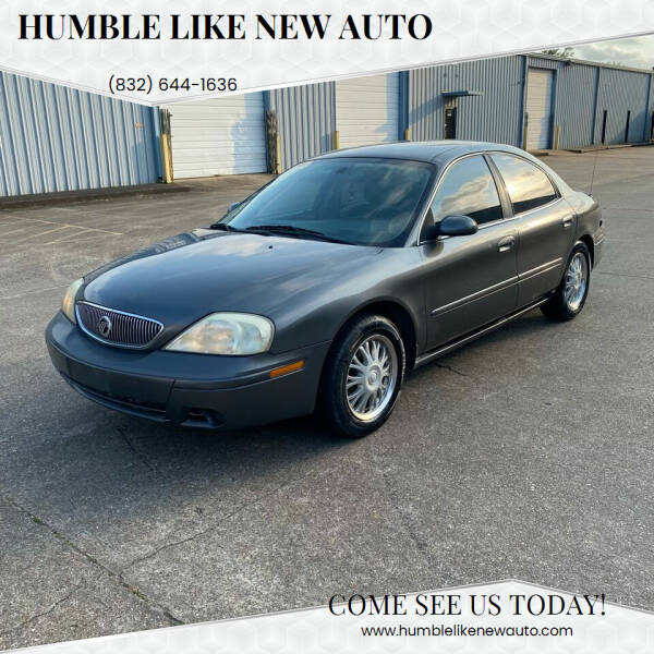 2004 Mercury Sable for sale in Humble, TX