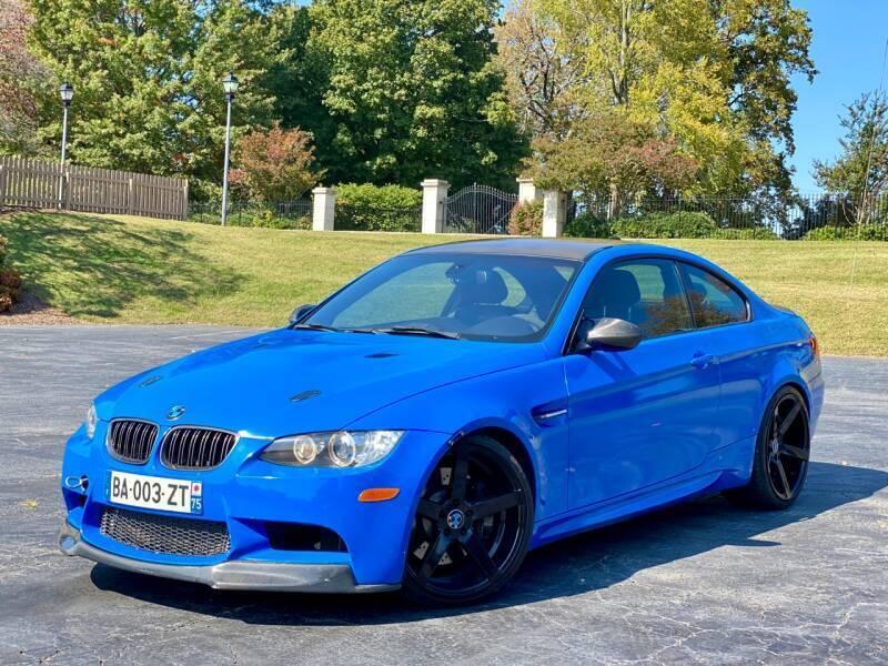 2011 BMW M3 for sale at Sebar Inc. in Greensboro NC