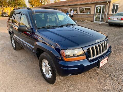 2004 Jeep Grand Cherokee for sale at Truck City Inc in Des Moines IA