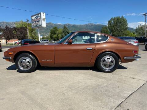 1972 Datsun 240Z for sale at Haacke Motors in Layton UT