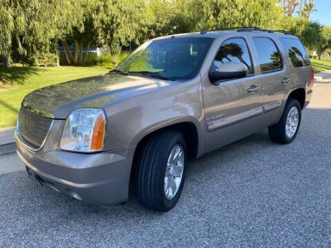 2007 GMC Yukon for sale at Donada  Group Inc in Arleta CA