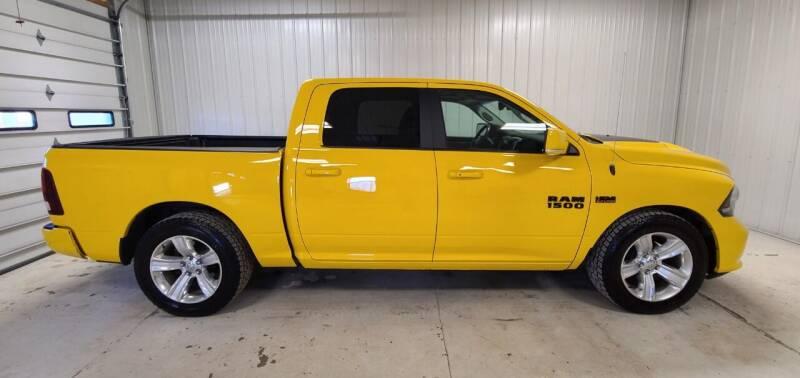2016 RAM Ram Pickup 1500 for sale at Ubetcha Auto in St. Paul NE