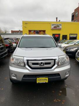 2011 Honda Pilot for sale at Hartford Auto Center in Hartford CT