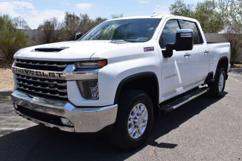 2020 Chevrolet Silverado 3500HD for sale at AMERICAN LEASING & SALES in Tempe AZ