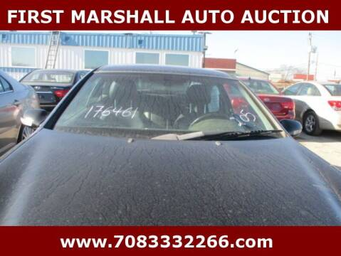 2001 Mercedes-Benz CLK for sale at First Marshall Auto Auction in Harvey IL