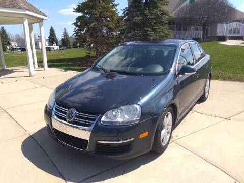2009 Volkswagen Jetta for sale at Heartbeat Used Cars & Trucks in Clinton Twp MI