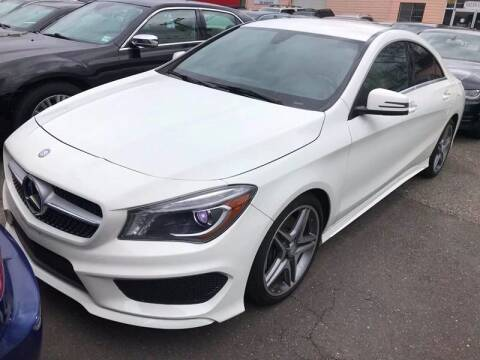 2015 Mercedes-Benz CLA for sale at SILVER ARROW AUTO SALES CORPORATION in Newark NJ