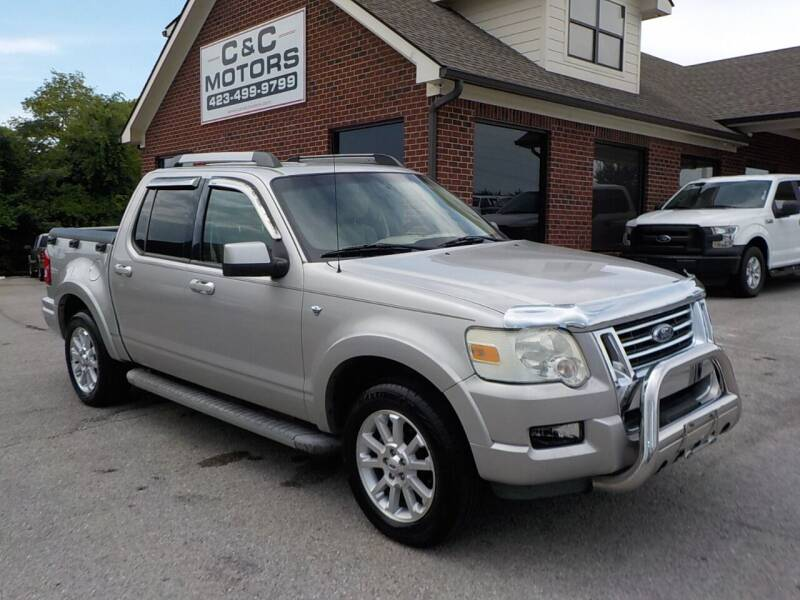 2007 Ford Explorer Sport Trac for sale at C & C MOTORS in Chattanooga TN