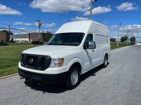 2015 Nissan NV Cargo for sale at Rt. 73 AutoMall in Palmyra NJ