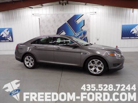 2011 Ford Taurus for sale at Freedom Ford Inc in Gunnison UT