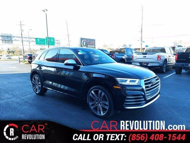 2018 Audi SQ5 for sale at Car Revolution in Maple Shade NJ