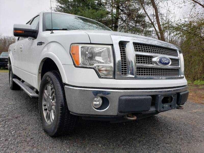 2010 Ford F-150 for sale at Jacob's Auto Sales Inc in West Bridgewater MA