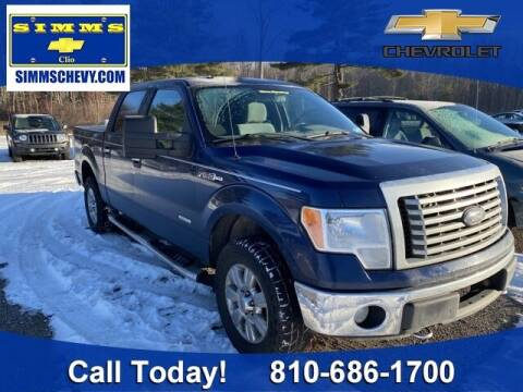 2011 Ford F-150 for sale at Aaron Adams @ Simms Chevrolet in Clio MI