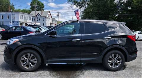 2015 Hyundai Santa Fe Sport for sale at Top Line Import in Haverhill MA