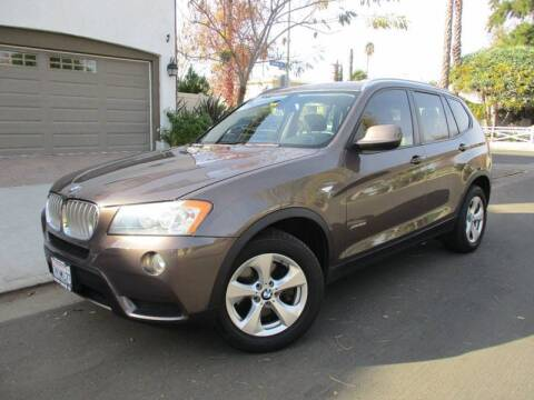 2011 BMW X3 for sale at Valley Coach Co Sales & Lsng in Van Nuys CA