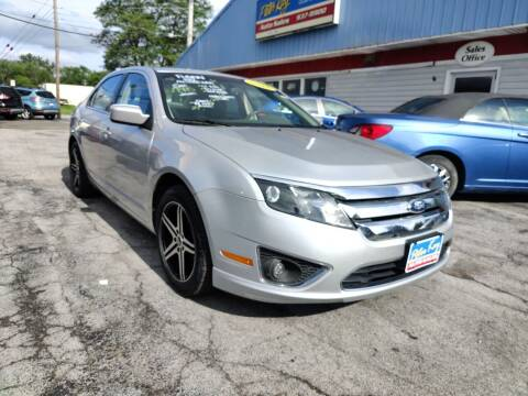 2011 Ford Fusion for sale at Peter Kay Auto Sales in Alden NY