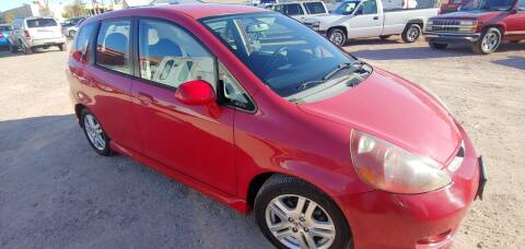2008 Honda Fit for sale at ACE AUTO SALES in Lake Havasu City AZ