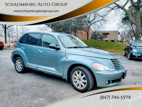 2010 Chrysler PT Cruiser for sale at Schaumburg Auto Group in Schaumburg IL