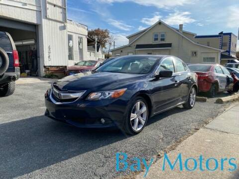 2015 Acura ILX for sale at Bay Motors Inc in Baltimore MD