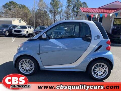 2013 Smart fortwo electric drive for sale at CBS Quality Cars in Durham NC
