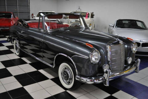 1960 Mercedes-Benz 220SE for sale at Podium Auto Sales Inc in Pompano Beach FL