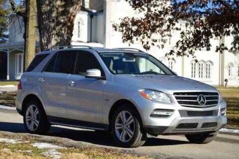 2012 Mercedes-Benz M-Class for sale at Digital Auto in Lexington KY