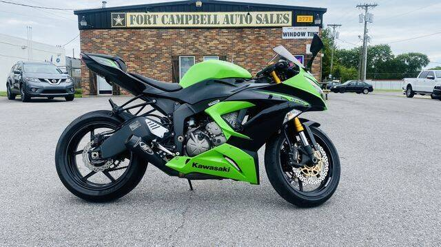 2013 Kawasaki Ninja ZX-6R for sale in Clarksville, TN