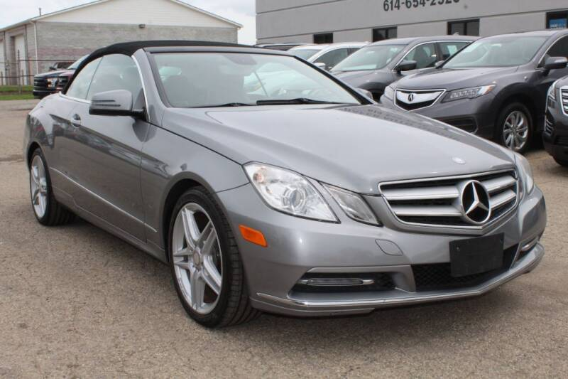 2013 Mercedes-Benz E-Class for sale at SHAFER AUTO GROUP in Columbus OH