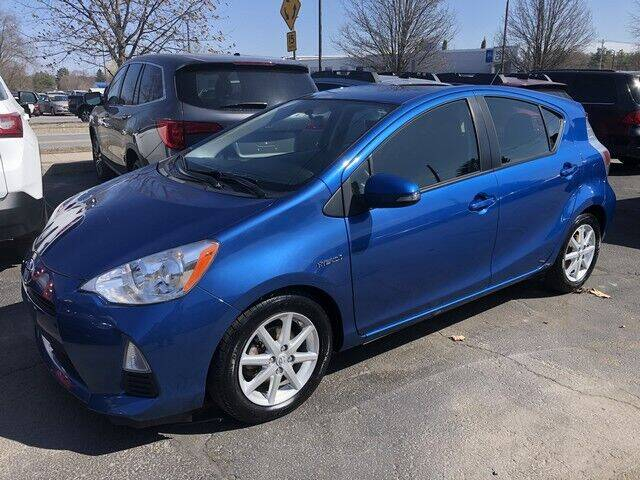 2014 Toyota Prius c for sale at BATTENKILL MOTORS in Greenwich NY