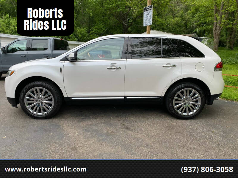 2012 Lincoln MKX for sale at Roberts Rides LLC in Franklin OH