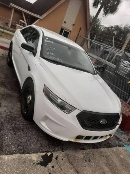 2014 Ford Taurus for sale at GARAGE ZERO in Jacksonville FL