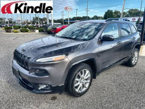 2018 Jeep Cherokee for sale at Kindle Auto Plaza in Cape May Court House NJ