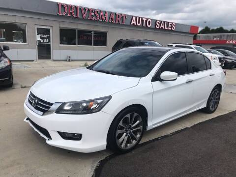 2015 Honda Accord for sale at DriveSmart Auto Sales in West Chester OH