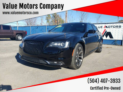 2015 Chrysler 300 for sale at Value Motors Company in Marrero LA