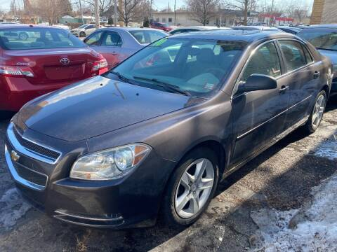 2010 Chevrolet Malibu for sale at Two Rivers Auto Sales Corp. in South Bend IN