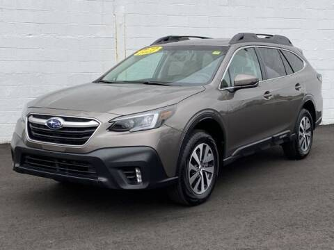 2021 Subaru Outback for sale at TEAM ONE CHEVROLET BUICK GMC in Charlotte MI