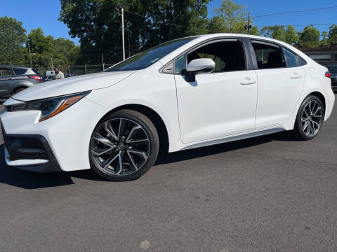 2020 Toyota Corolla for sale at Beckham's Used Cars in Milledgeville GA