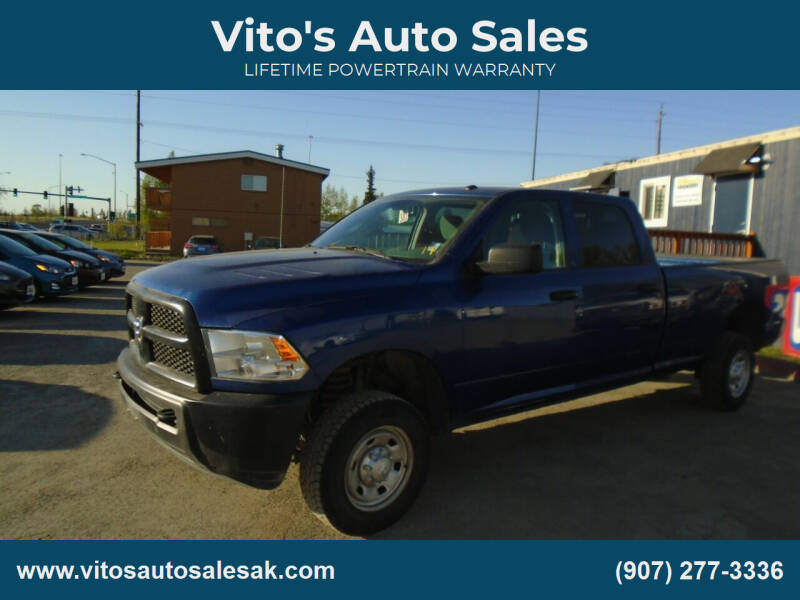 2016 RAM Ram Pickup 2500 for sale at Vito's Auto Sales in Anchorage AK